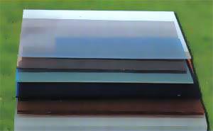 产pinmingchen:ju氯乙烯(PVC)透ming板
